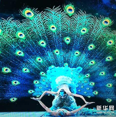 Dance Decorations 杨丽萍孔雀舞春晚图片