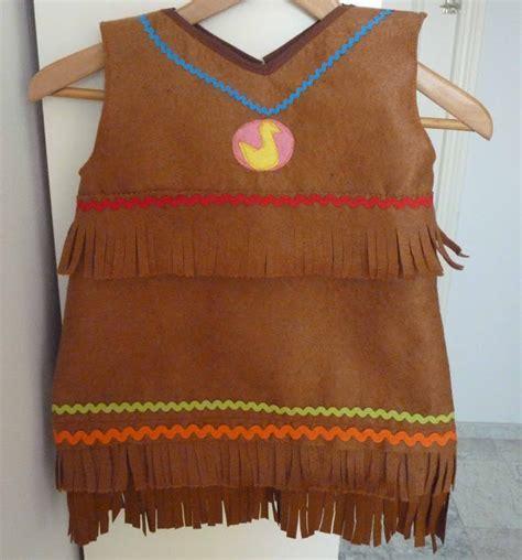 imagenes de como hacer un vestido con tapas c 243 mo hacer un disfraz de india casero disfraces 10
