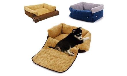poltrona per cani poltrona allungabile per cani in 2 colori e varie dimensioni