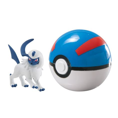 clip and carry ultrajeux figurines clip n carry pok 233 absol