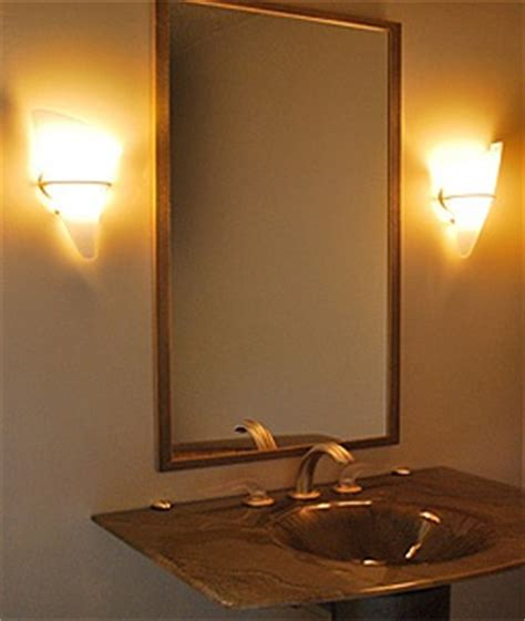 side lights for bathroom mirror 17 best images about bathroom lighting on pinterest