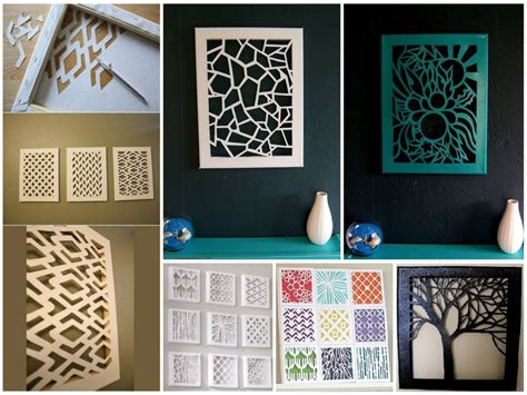 diy wall art creative and simple ideas to use easy creative diy wall art ideas for large walls