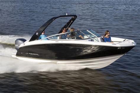 regal luxury boats ski luxury regal 23 obx northwest yachting