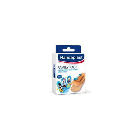 Hansaplast Plaster Disney hansaplast family pack disney plaster 40 stk 19 95 kr