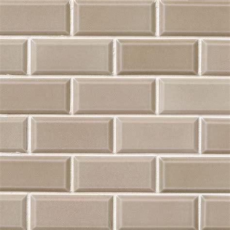 Decorative Kitchen Backsplash subway tile taupe subway tile2x4