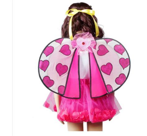 Kostum Pesta Dasi Kupu Wanita Vintage Butterfly sayap peri gambar promotion shop for promotional sayap