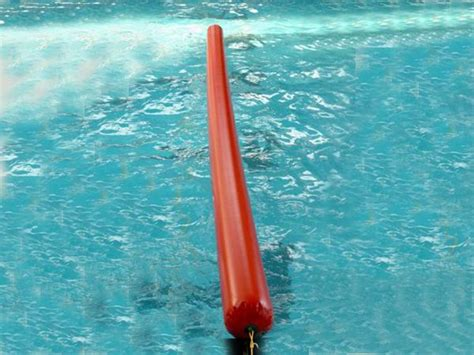 buoy boat barrier red inflatable buoys tube barrier for pool or lake use