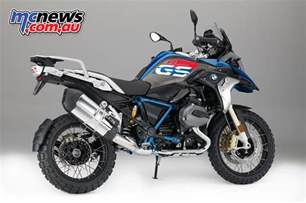 Bmw R 1200 2017 Bmw R 1200 Gs Rallye Aussie Developed Mcnews Au