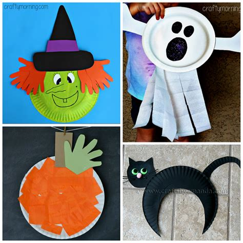 Children S Paper Crafts - paper plate crafts for crafty morning