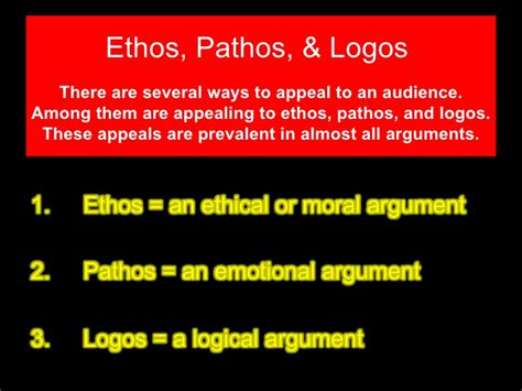 How To Use Ethos Pathos And Logos In An Essay by Ethos Pathos Logos