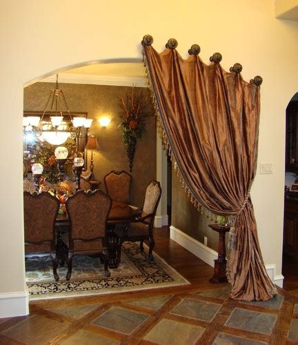tuscan drapery ideas 17 best images about home decor window treatment bed