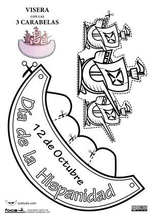dia de cristobal colon d 237 a de la hispanidad 12 de octubre recursos para