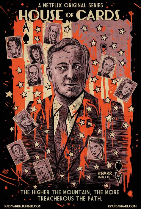 house of cards poster house of cards poster by radmanrb on deviantart