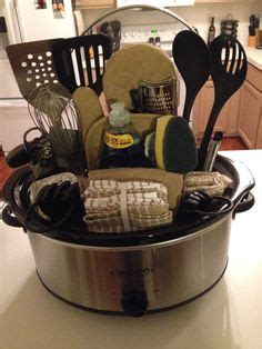 New Kitchen Gift Ideas Giving Gifts On Pinterest Gift Basket Ideas Meaningful