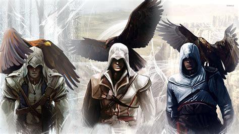 brotherhood in assassin s creed brotherhood 4 wallpaper