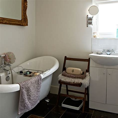 cosy period style bathroom small bathroom design ideas