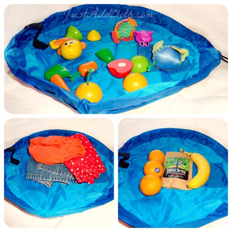 the lay n go lite activity play mat for on the go