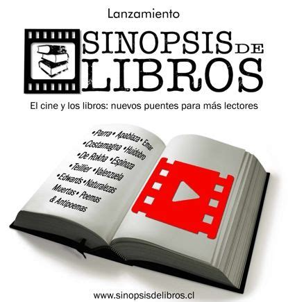 Or Sinopsis Proyecto Sinopsis De Libros Se Presenta En El Caf 233 Literario Plan Nacional De La Lectura