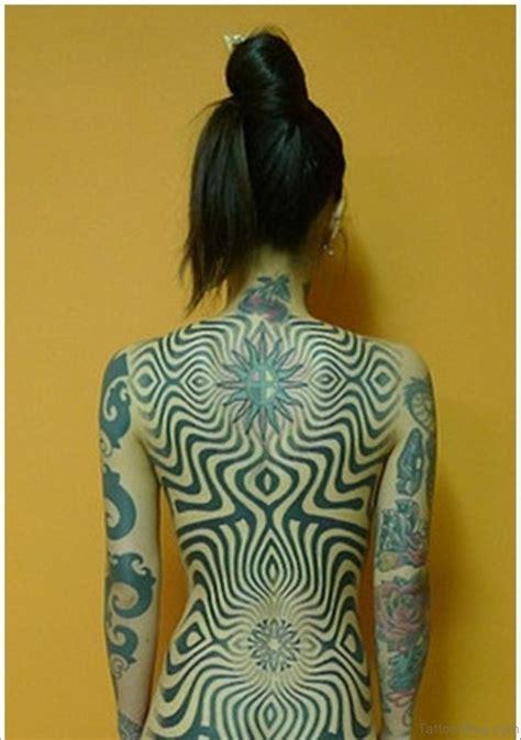 geometric back tattoos 69 great geometric design on back