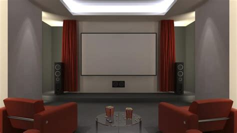 paint color ideas for a home theater room with pictures ehow