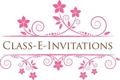 Wedding Invitation Logo by E Invitations