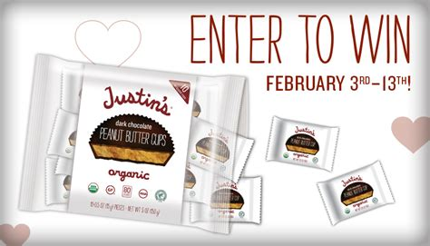 Love Sweepstakes - justin s nutty love sweepstakes