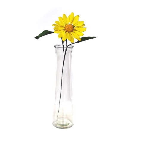 Origami Daisies - origami gift in wooden box vase graceincrease