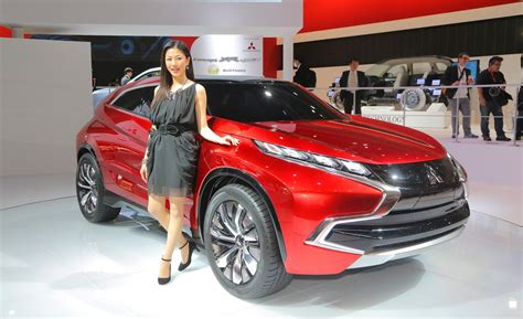 mitsubishi concept xr phev car and driver
