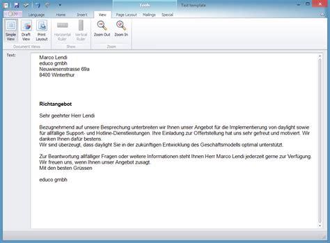 Word Vorlage It Dokumentation Erstellung Und Anpassung Dokumentvorlagen Und Reports Daylight Dokumentation Confluence
