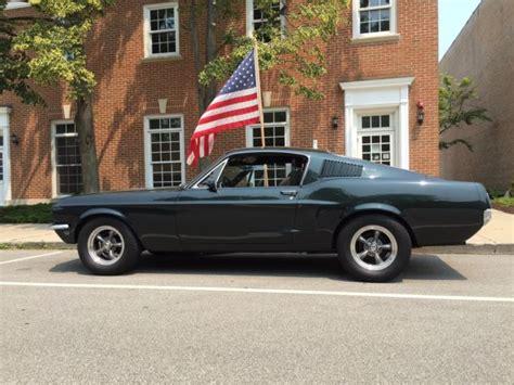1968 mustang fastback for sale bullitt 1968 mustang bullitt fastback for sale ford mustang 1968