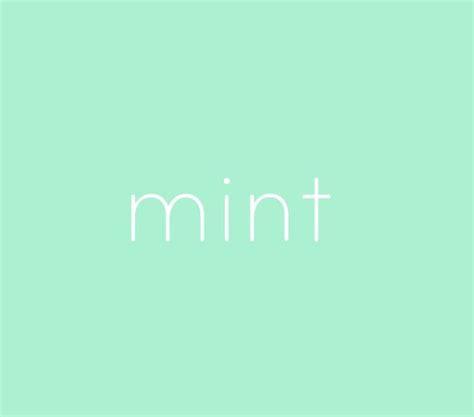 mint color call the color bla bla bla mint green