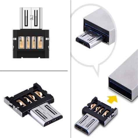 Mini Usb Flash Disk U Disk Otg Converter Adapter For A Produk Termurah 2 pcs mini usb flash disk u disk 5pin micro usb otg cable