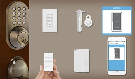 insteon home automation door locks kit smarthome