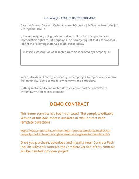 exclusive rights contract template awesome exclusive rights contract template gallery