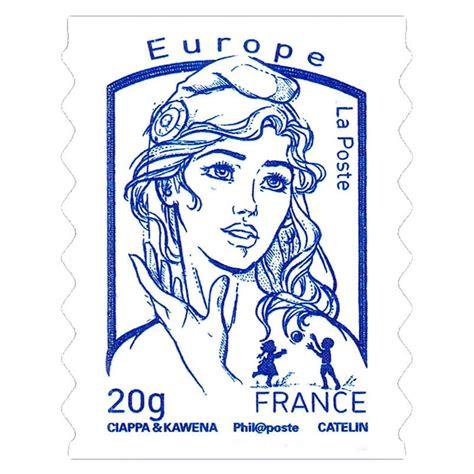 le meilleur timbre de produit timbre poste type marianne n 176 4768 lettre 20g europe au t