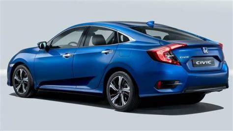 auto 4 porte honda nuova civic 4 porte listino prezzi 2019 consumi e