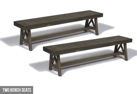outdoor bench seats nz bradford outdoor dining set grabone nz