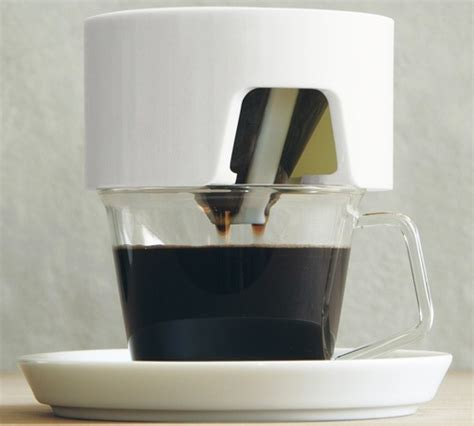 Kinto Column Coffee Dripper kinto coffee dripper column conique 1 tasse