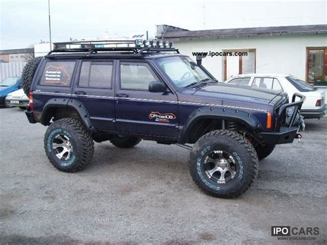 Jeep Grand 2000 Road 2000 Jeep 4 0i Car Photo And Specs