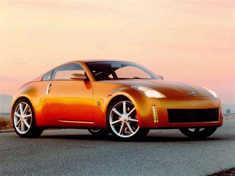 nissan z 2001 nissan z concept supercars