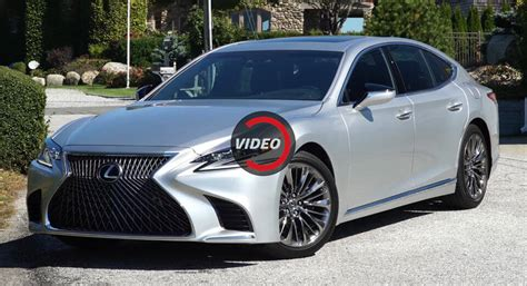 Consumer Reports Background Check Consumer Reports Checks Out The New Lexus Ls Carscoops