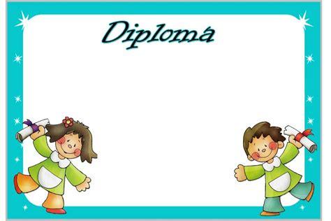 diseo de letras de diploma dise 241 os de diplomas de preescolar imagui