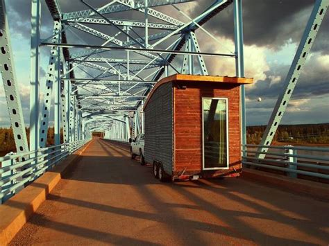Small House Plans For Cold Climates Leaf 3 Is A Tiny House Designed For Seriously Cold