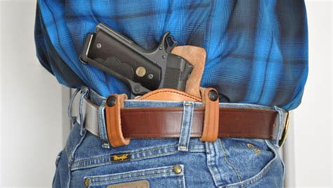 simply rugged holster review holster review simply rugged cuda iwb owb holster my gun culture