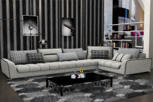 Modern sets cheap corner sofa mechanism as living room furniture set