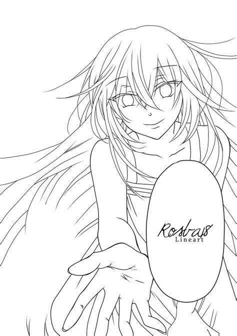 pandora hearts coloring pages pandora hearts lacie lineart by rosba18 on deviantart