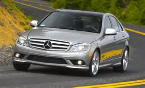 2008 Mercedes C 300 Car And Driver