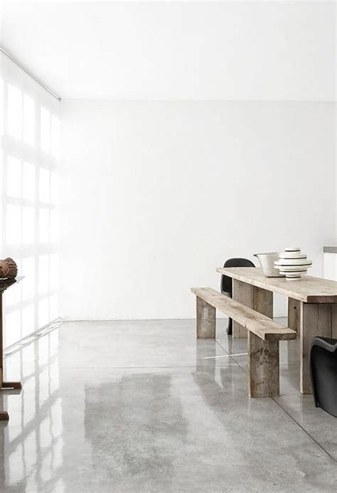 Simple Floors 20 Concrete Floors For Your Beautiful Space