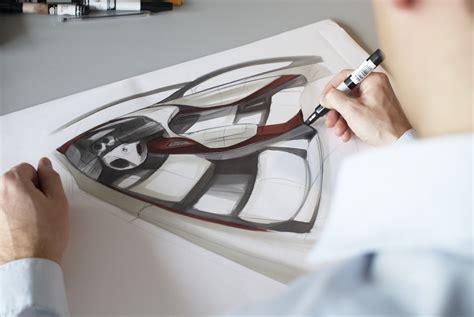 Auto Designer by Bmw Design It Starts With A Sketch