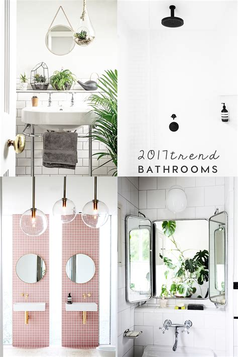 interior trends 2017 vintage bathroom interior trends small bathroom trends 2017